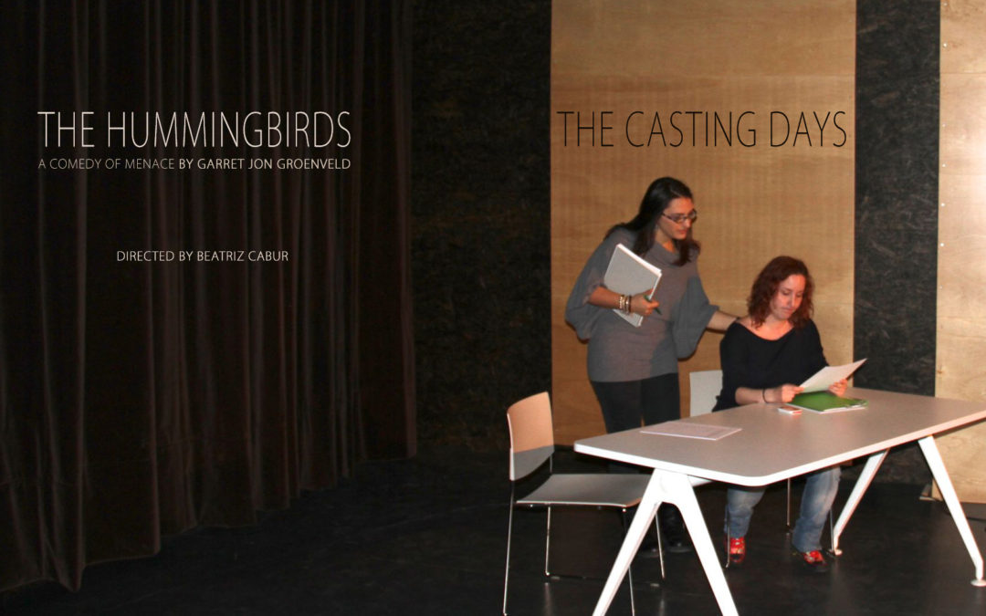 "CASTING ""THE HUMMINGBIRDS"""